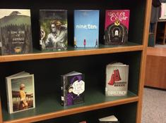 New Arrivals - Fiction Display